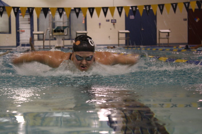 Swimming etiquette at gallaudet university pool the buff and blue for Swimming etiquette public pool