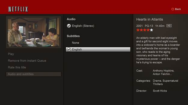 Netflix Caption Inconsistency – The Buff and Blue