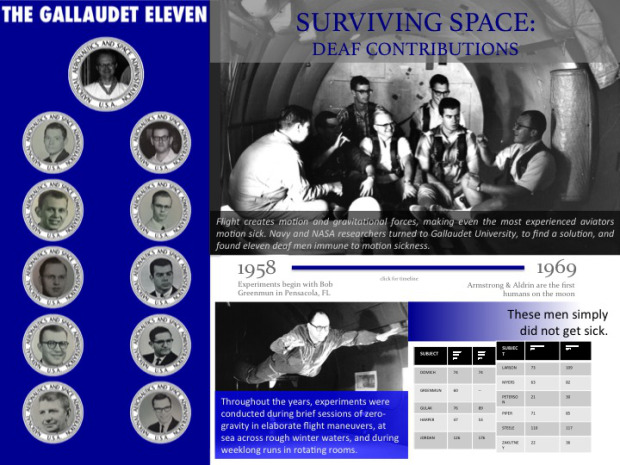 Surviving Space: Deaf Contributions. Read more at https://margaretkopp.wordpress.com/
